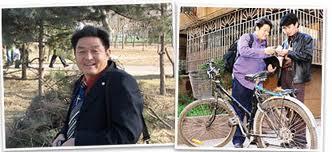 ท่านผู้นี้ขี่จักรยานเพื่อเป็นพยานประกาศความยิ่งใหญ่ของพระเจ้า เขาถูกจับเข้าคุก... แม้ในนั้นเขายังไม่หยุดพูดเรื่องของพระเจ้า