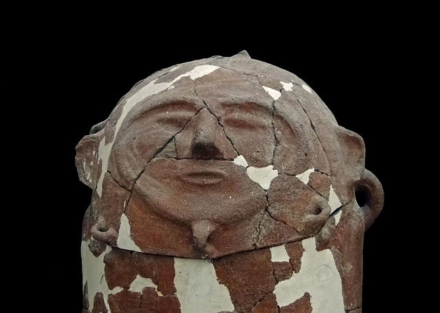 โลงหินโบราณของชาวโมอับภาพจาก http://en.wikipedia.org/wiki/Moab