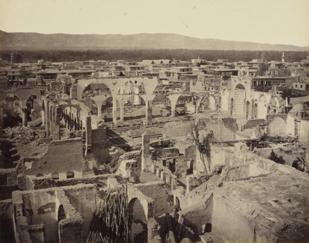 ดามัสกัสเมื่อ 1860