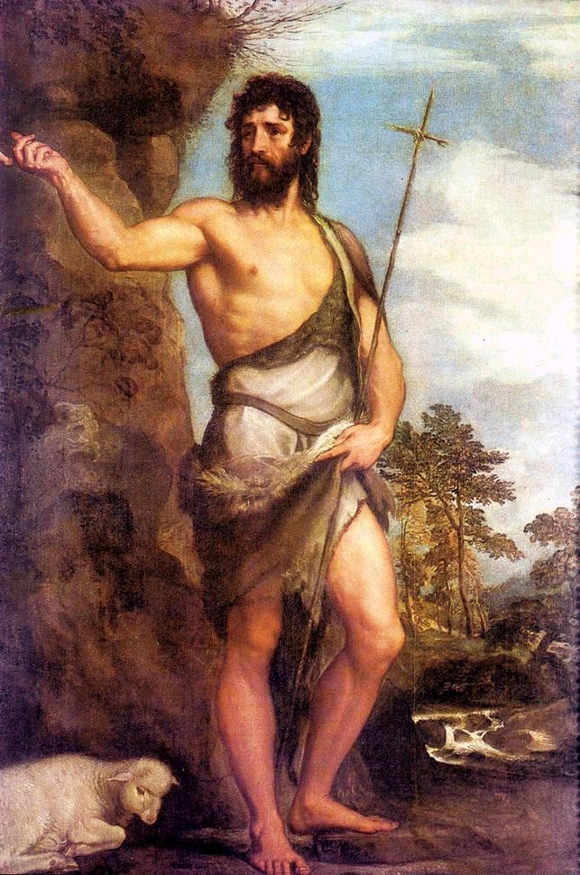 ภาพวาดโดย titian 1540