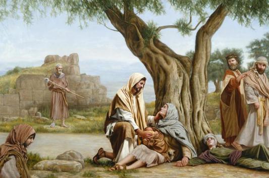 Jesus Healing_1