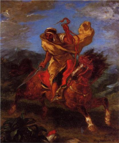Eugene Delacroix 1849