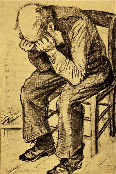 ภาพวาดโดย วินเซนต์ แวนโก๊ะ (1853-1890)
