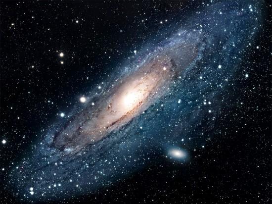 เราจะวัดเอกภพและกาแล็กซี่อื่น ๆ ได้หมดจริงหรือ?  ยิ่งค้น ยิ่งเจอ ไม่เคยหมดเลย  ภาพจากนาซา กาแลกซี่แอนโดรมีดา