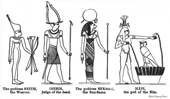 egyptgods